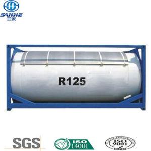 Sanhe Brand High Qualtiy Refrigerant Gas R125 for Sale pictures & photos