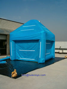 Less Maintenance Inflatable Tent Used for Recreational Purpose (A770) pictures & photos