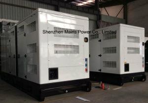 600kVA 480kw Cummins Soundproof Diesel Generator Standby 650kVA pictures & photos