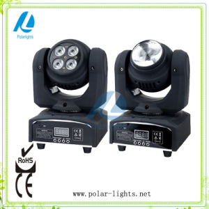 LED Double Face Mini Wash Beam Moving Head Light (PL-A037)