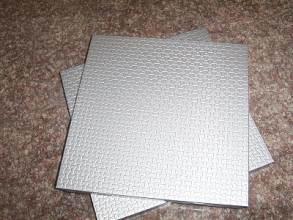 Embossed Finishing Aluminium Composite Panel pictures & photos