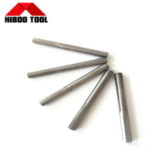 China Best Quality Long Flute Square Carbide Reamer pictures & photos