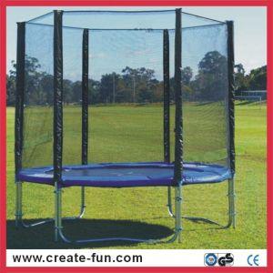 Createfun Spring 8ft Large Outdoor Cheap Big Kids Trampoline