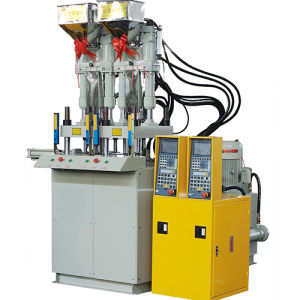 Ht-30s Two Points Bicolor Injection Moulding Machine