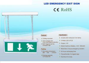 2016 Newest LED Emergency Exit Light (PR328)