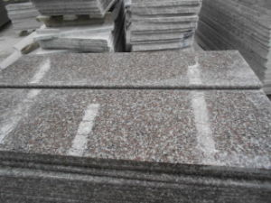 Lower Price Polished Cheap G664 Granite, Granite Stair pictures & photos