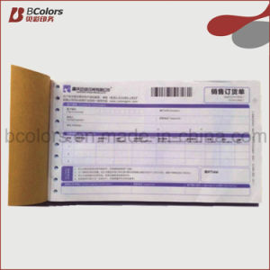 Custom 2ply/3ply Carbonless Business Invoice Book Printing