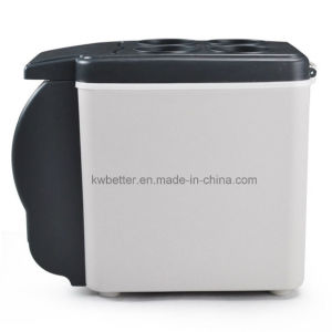 Cooler or Warmer Mini 6L Car Refrigerator Freezer pictures & photos