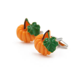 VAGULA Funny Orange Mancuerna Cufflinks (HLK35141) pictures & photos