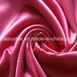 Silk Stretch Satin with Shiny for Sleepwear Clothes Fabric pictures & photos