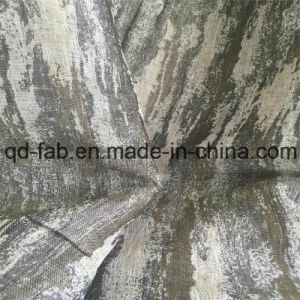 Good Quality Linen Cotton Jacquard Fabric (QF16-2513) pictures & photos