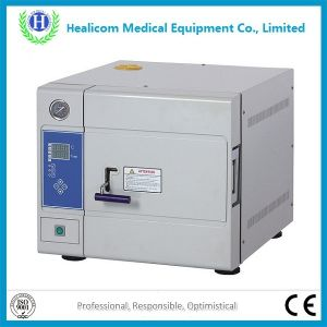 Hts-20c Fully Automatic Microcomputer Type Table Type Steam Sterilizer pictures & photos