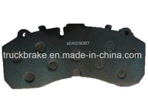 Top Manufacturer Steel Brake Pad 29087/D1203-8323 for Benz, MB pictures & photos