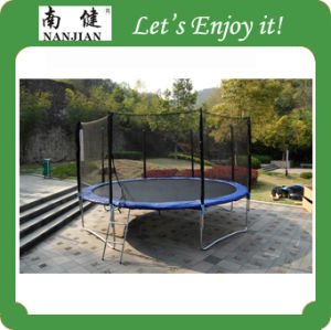 13 Feet Outdoor Trampoline From Nanjian pictures & photos
