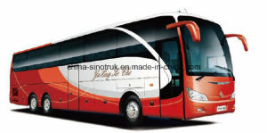 Professional Supply Luxury Bus Long Coach of 6*2 6 Wheels