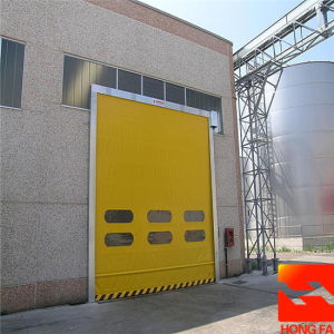 Warehouse High Speed Roll up Door/Rapid Roller Shutter Door (HF-K218) pictures & photos