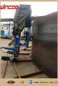 Bottom to Top Horizental Seam Welding Machine for Tank Project/ Automatic Tank Girth Seam Welding Machine/Automatic Welding Machine pictures & photos