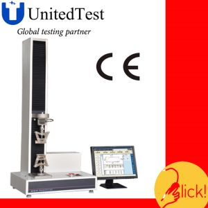 Universal Testing Machine (WDW-5Y Single Column) pictures & photos