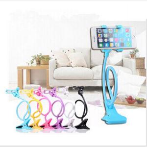 Universal Car Holder Stand Lazy Bed Desktop 360 Rotating Bed Tablet Mobile Phone Holder Selfie Mount for iPhone/Samsung