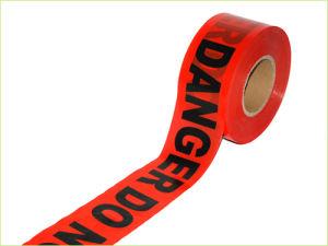 SGS TUV Barrier Tapes, Danger Tape Words Danger Do Not Enter pictures & photos