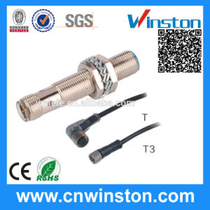 Lm12 Cylinder Connector Type Inductance Proximity Sensor Switch with CE pictures & photos