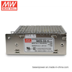 35W 5V Single Output Meanwell Power Supply