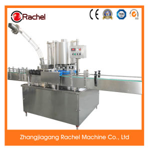 Automatic Cat Food Can Sealing Machine pictures & photos