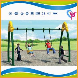 Hot Sale Good Quality Kids Garden Swing Set (HAT 16)