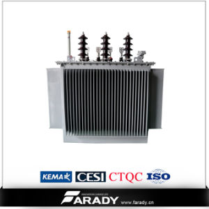 15kv Three Phase Transformer Oil Immersed Transformer pictures & photos