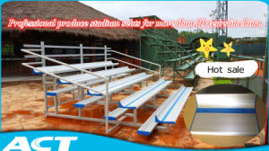 Outdoor Sport Bleacher with Aluminum Grandstand pictures & photos