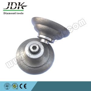 O20 Diamond Continous Router Bits for Granite Slab Edge Profiling pictures & photos