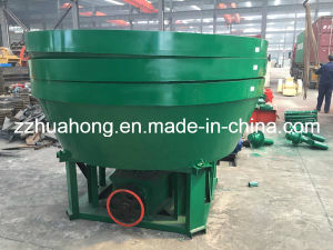 China Competitive Price Grinding, Wet Pan Mill Machine pictures & photos