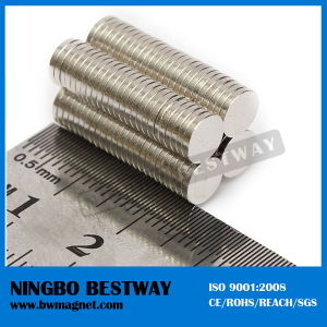 Low Price Strong Disc Neodymium Magnet pictures & photos