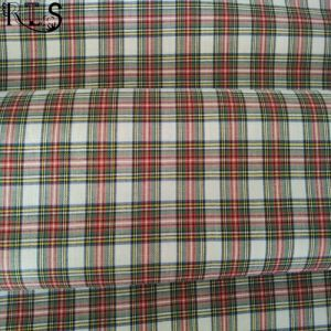 100% Cotton Poplin Woven Yarn Dyed Fabric for Shirts/Dress Rlsc40-19 pictures & photos