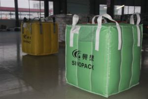 One Ton Bulk Bag, Super Sank, FIBC for Sand, Cement, Building Material pictures & photos
