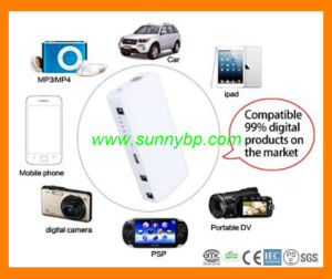 Mobile Power Bank for iPhone with Car Jump Starter pictures & photos