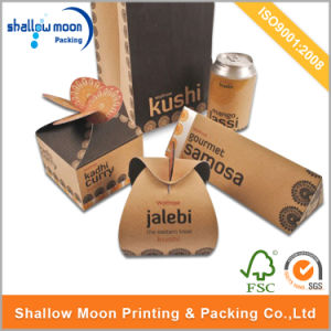 Customized Printing Craft Food Box Packaging (QYCI1550) pictures & photos