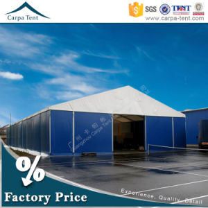 Economical Ramadan Firm Temporary Warehouse Tent with Blue Fabric pictures & photos