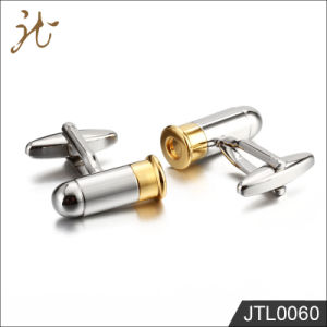 Fashion Nice Quality Regular Design Men′s Cuff Link for Gift pictures & photos