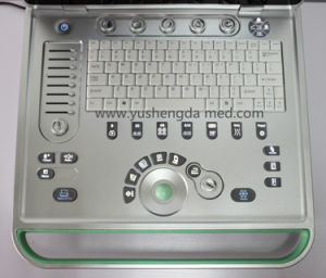 Hot Sale High Qualified Mdical Ultrasonic Diagnosis Equipment Ultrasound Scanner pictures & photos