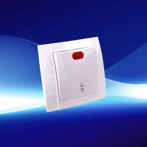 1 Gang 2 Way Wall Switch with Light (YW2510-D)