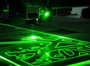 Max 1210 High Engraving Speed 3D Laser Engraving Machine pictures & photos