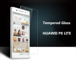 Tempered Glass Screen Protector Huawei Honor P8 Lite 0.3mm 9h pictures & photos