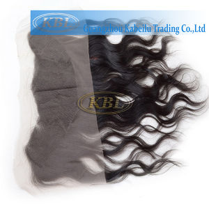 Brazilian Human Hair Lace Frontal pictures & photos
