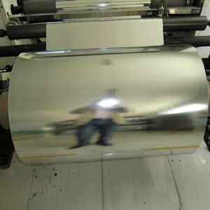 Packaging Materials: Aluminum CPP Composite Material Film Roll pictures & photos