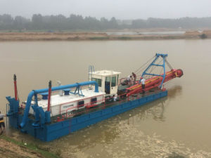 10 Inch Cutter Suction Dredger (LDCSD-250) pictures & photos