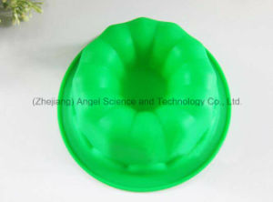Small Pumpkin Silicone Cake Mould Silicone Cake Baking Pan Sc04 pictures & photos
