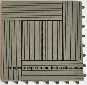 WPC Outdoor Tile (ZY-T-004)