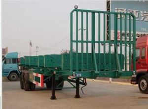 China Made Tongyada Semi-Trailer Cty9340t for Sale pictures & photos