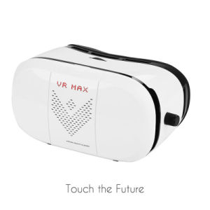 Head Mount Cardboard Virtual Reality Vr Box 3D Glasses for Smartphone pictures & photos